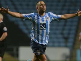 Joe Cole seguirá hasta junio en el Coventry. Twitter