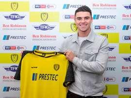 Burton Albion dá oportunidade a Joe Powell. BurtonAlbion