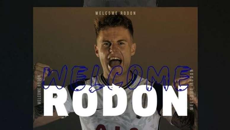 Joe Rodon, la última incorporación para Mourinho. Twitter/SpursOfficial