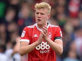 Worrall is on Everton's agenda. NottinghamForest
