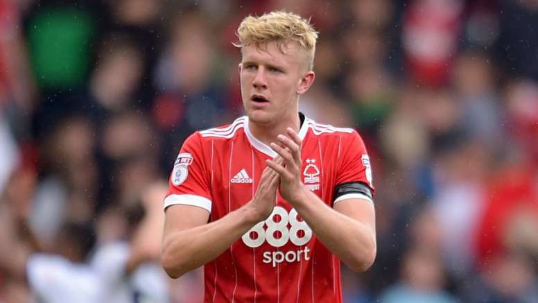 Worrall is on Everton's agenda. NottinghamForest