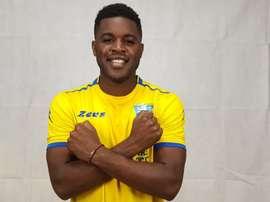 Campbell espera encontrar la felicidad y su mejor fútbol en el Frosinone. JoelCampbell