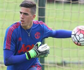 Joel Pereira has signed a new deal with Manchester United. ManUtd.com