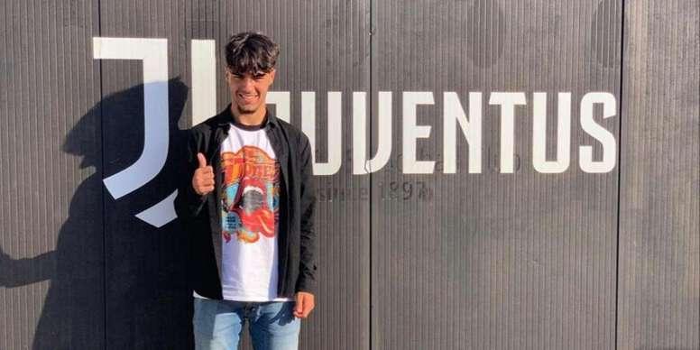 La Juventus firmó a la última perla suiza. Instagram/JoelRibeiro
