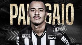 Jogador do Palmeiras e ex-Atlético, Papagaio espera julgamento por doping. Twitter/Atletico