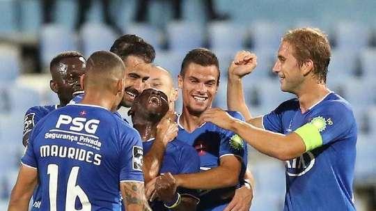 El Belenenses perdió por 3-0. Belenenses