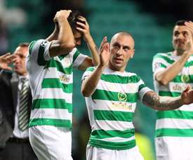 Celtic have qualified for the Champions League group stage. Twitter/UCL