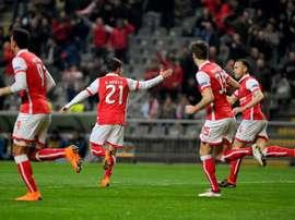 El Braga lidera en Portugal. SCBraga