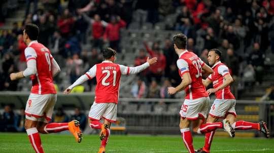 Gran comienzo de temporada del Braga. SCBraga