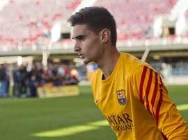 Ezkieta, el posible sustituto de Cillessen. FCBarcelona