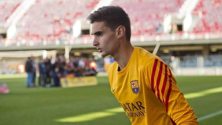 Ezkieta will leave Barça and will go to Athletic Bilbao. FCBarcelona