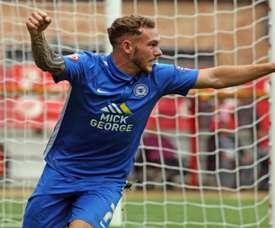El Peterborough United puede presumir de haberle marcado al Chelsea. ThePosh