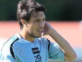 Jonathan Charquero jugará por primera vez en Chile tras su fichaje por Santiago Wanderers. Tenfield