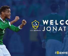 Ex-Villarreal assinou com o time da cidade de Los Angeles. Twitter/LAGalaxy