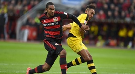 Leicester seek to boost their defence with Tah. AFP