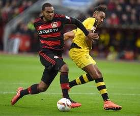 Tah renovó con el Bayer Leverkusen hasta 2023. AFP