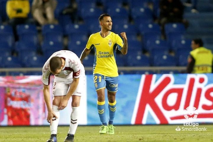 Jonathan Viera, a punto de firmar con Las Palmas. LaLiga