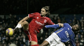 Woodgate could return to Middlesbrough. AFP