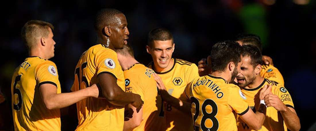 Wolves are willing to send John on loan for first team experience.TWITTER/WOLVES