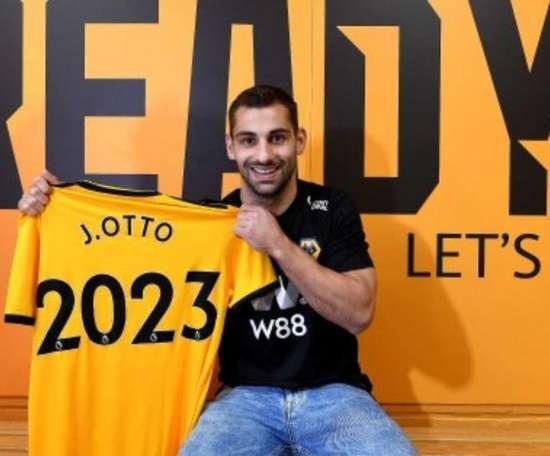 Jonny va rester jusqu'en 2023. Wolves
