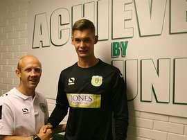 Jonny Maddison ha abandonado el Leicester City para fichar por el Yeovil Town. YTFC