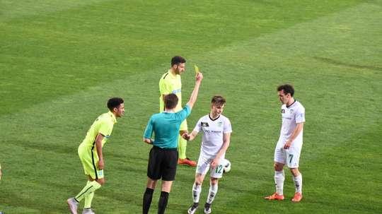 El Koper hace oficial la llegada de Pranjic. FCKoper