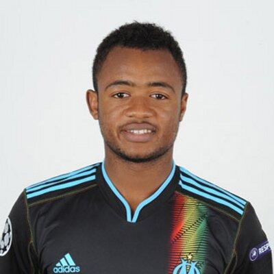 Jordan Ayew, jugador del Lorient, ya no se siente del club.