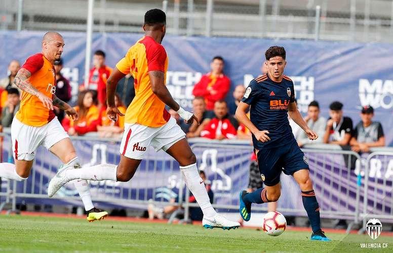 Milan want to sign him. ValenciaCF