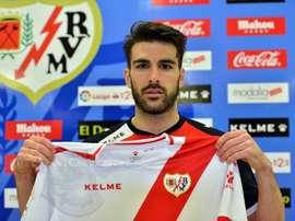 Jordi Gómez ha dejado el Wigan y firma por el Rayo Vallecano hasta final de temporada. RVMOficial