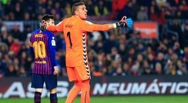 Valladolid prolonge Masip jusqu'en 2022. LaLiga