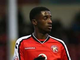 Jordy Hiwula has rejoined League one side Walsall on loan. Walsall FC