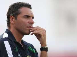 Jorge Casquilha no ha logrado resultados satisfactorios al frente del Uniao Leiria. Twitter