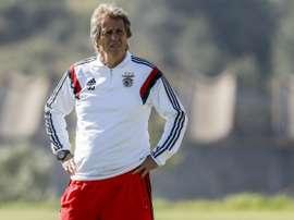 Jorge Jesus é apresentado no Benfica. SLBenfica