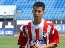 Jorge Larena fue compañero de Torres y Simeone. Ahora estaría implicado en una trama de amaños. EFE