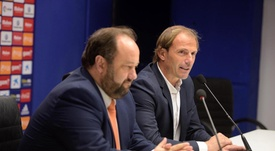 Francesc Arnau no quiere recurrir al ERTE. RealOviedo