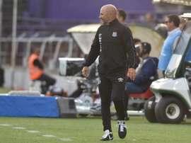 Santos cayó por 4-0. Santos
