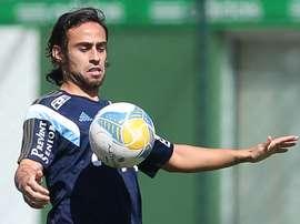 El centrocampista se pondrá a las órdenes de Javier Aguirre. Palmeiras