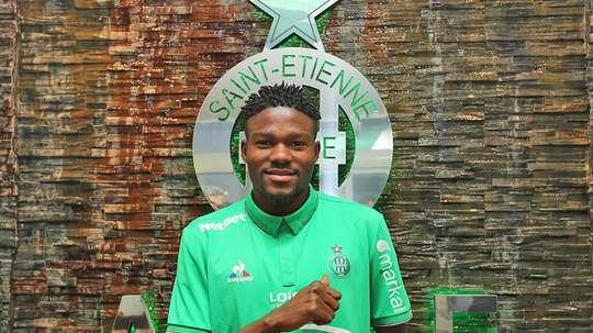 Jorginho, nouvelle recrue de l'AS Saint-Etienne. AFP