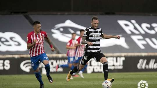 El Sporting derrotó al Cartagena. LaLiga