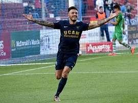 El UCAM mantiene vivo su sueño de hacer algo grande en la Copa. LaVerdad