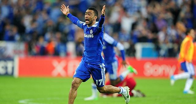 José Bosingwa, durante su etapa en el Chelsea. ChelseaFC