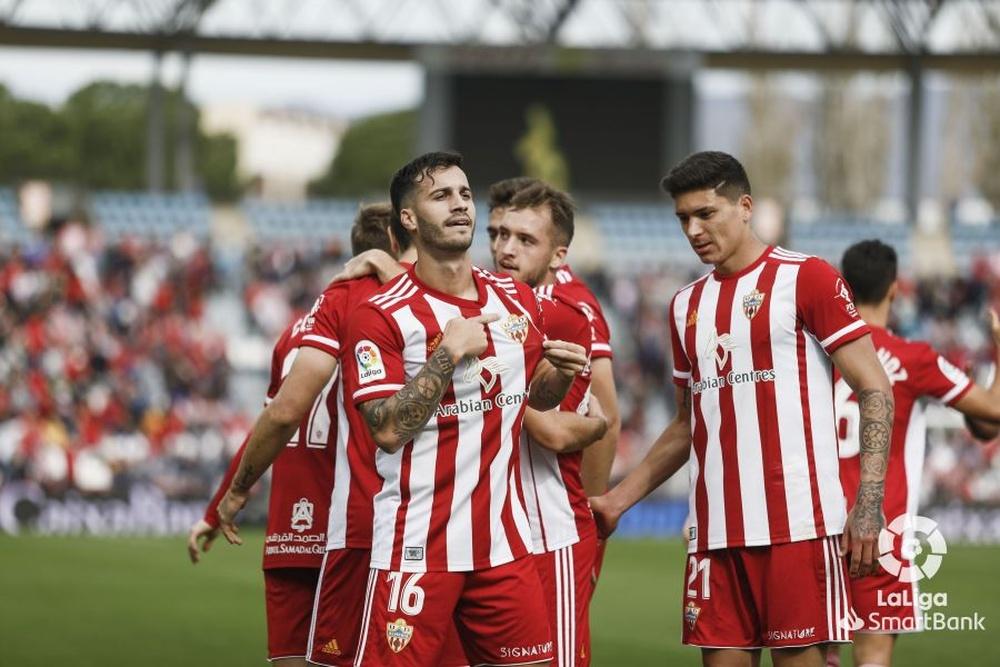 Lazo, el mejor del amistoso ante el Atlético Pulpileño. LaLiga