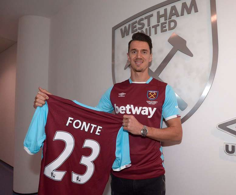 Pin Fonte has found playing time hard to come by in East London. WestHam d99eaab3e3138