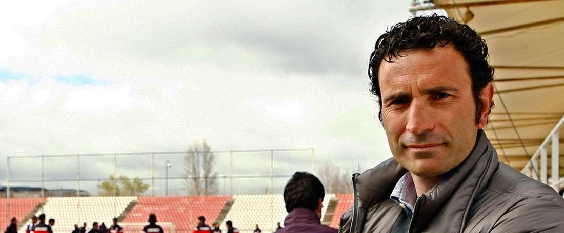 Molina ha debutado como entrenador en la India. ClubAtleticoDeMadrid