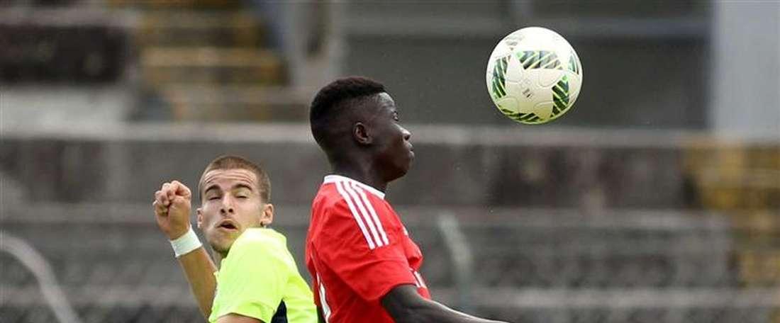 Um dos nomes mais reconhecíveis desta lista: Zé Gomes. Benfica