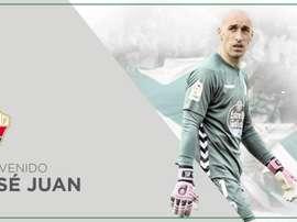 José Juan fue presentado con su nuevo equipo. ElcheCFOficial