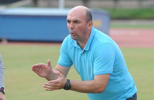 El Tenisca ya tiene nuevo entrenador. Twitter/SDTeniscaOficial