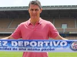 González colaborará con Edu Villegas. XerezDeportivoFC