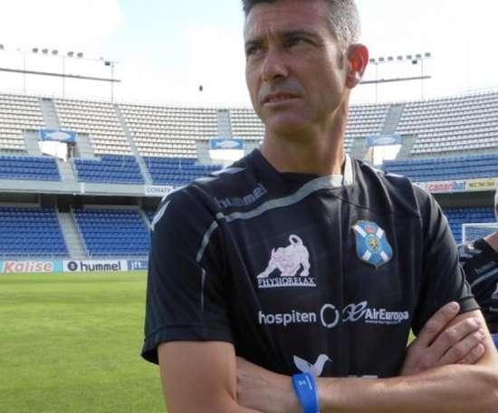 Martí espera ganar al Lugo. CDTenerife