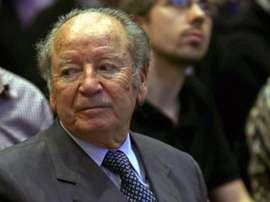 Núñez murió a los 87 años. EFE